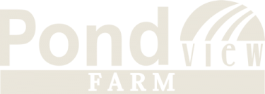 Pond View Farm Logo